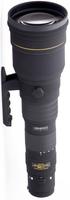 Sigma 300-800mm f/5,6 APO EX DG HSM pro Canon