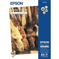 Epson Matte Paper Heavy Weight A4, 50 listů