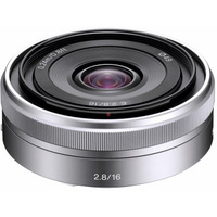 Sony 16 mm F 2,8 SEL
