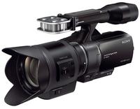 Sony NEX-VG30E + 18-200 mm