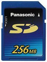 Panasonic 256 MB SD High Speed