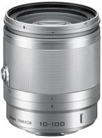 Nikon 1 10-100mm f/4-5,6 VR stříbrný
