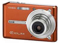 Casio EXILIM S600 oranžový