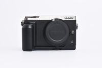 Panasonic Lumix DMC-GX80 tělo stříbrný bazar