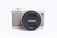 Canon EOS M100 + 15-45 mm šedý bazar