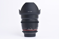Samyang CINE 16mm T/2,2 VDSLR pro Nikon bazar
