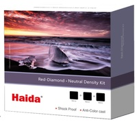 Haida Red-Diamond ND Kit, 100x100mm