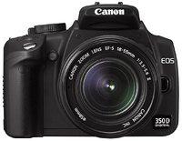 Canon EOS 350D + 18-55 mm