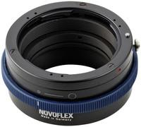 Novoflex adaptér z Pentax K na Sony NEX
