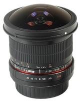 Samyang 8mm f/3,5 CSII pro Sony