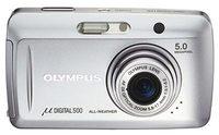 Olympus Mju 500