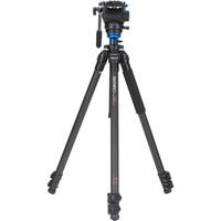 Benro C2573F + videohlava S4