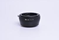 Dollice adaptér z Nikon F na Fujifilm X bazar