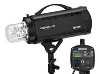 Fomei Digitalis Pro 600 RF 600Ws/300W + příjímač 2,4 GHz