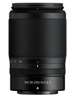 Nikon Z DX 50–250 mm f/4,5–6,3VR