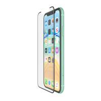 Belkin tvrzené zakřivené sklo Screenforce TemperedCurve pro iPhone 11 / XR