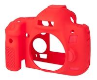 EasyCover silikonové pouzdro pro Canon 5D Mark III červené