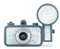 Lomography La Sardina & Flash - Copernicus