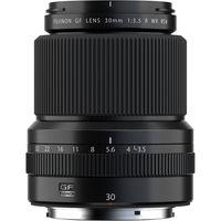 Fujifilm GF 30 mm f/3,5 R WR černý