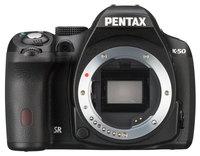 Pentax K-50 tělo