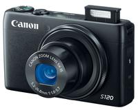 Canon PowerShot S120 + 16GB karta + pouzdro 6C + čistící utěrka!