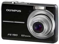 Olympus FE-190 černý