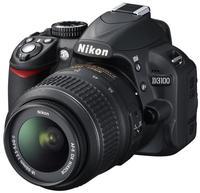 Nikon D3100 + 18-55 mm II