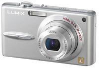 Panasonic DMC-FX30 stříbrný