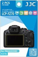 JJC ochranná folie LCD LCP-FZ70 pro Panasonic Lumix DMC-FZ70, DMC-FZ72