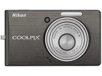 Nikon CoolPix S510 černý