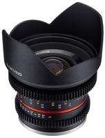 Samyang 12mm T/2,2 Cine NCS CS pro Fuji X