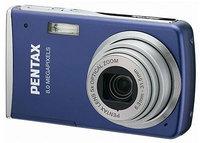 Pentax Optio M50 tmavě modrý