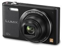 Panasonic Lumix DMC-SZ10 černý + 4GB karta + pouzdro 70G!