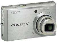 Nikon CoolPix S610 stříbrný