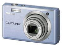 Nikon Coolpix S560 modrý