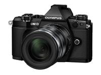 Olympus OM-D E-M5 Mark II + 12-50 mm černý - Zánovní!