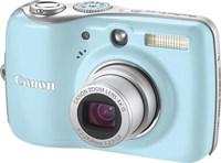 Canon PowerShot E1 modrý