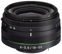 Pentax DA 18-50mm f/4 -5,6L DC WR RE