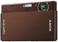 Sony DSC-T77 hnědý