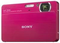 Sony DSC-T700 červený