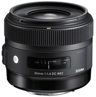 Sigma 30mm f/1,4 DC HSM Art pro Sony A