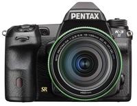Pentax K-3 II + 18-55 mm WR