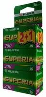 Fujifilm Superia 200 135/36 3ks