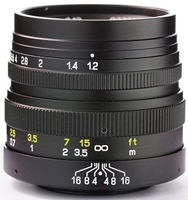 ZY Optics Mitakon 42,5mm f/1,2 pro micro 4/3
