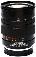 ZY Optics 50mm f/0,95 Pro Edition pro Sony E