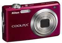 Nikon CoolPix S630 červený