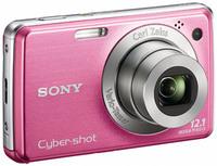Sony CyberShot DSC-W220 růžový