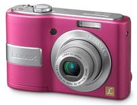 Panasonic Lumix DMC-LS85 růžový