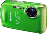 Fuji FinePix Z33 WP zelený