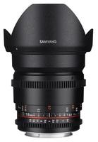 Samyang CINE 16mm T/2,2 VDSLR II pro Canon